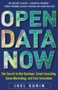Tapa del libro Open Data Now: The Secret To Hot Startups, Smart Investing, Savvy Marketing, And Fast Innovation