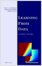 Tapa del libro Learning From Data a Short Course
