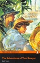 Tapa del libro Penguin Reader Level 1 Adventure Of Tom Tom Sawyer The Audio Cd Pack