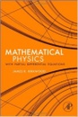 Tapa del libro Mathematical Physics With Partial Differential Equations Hardcover
