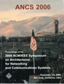 Tapa del libro Ancs 2006 - Proceedings Of The 2006 Acm/ieee Symposium On Architectures For Networking And Communica
